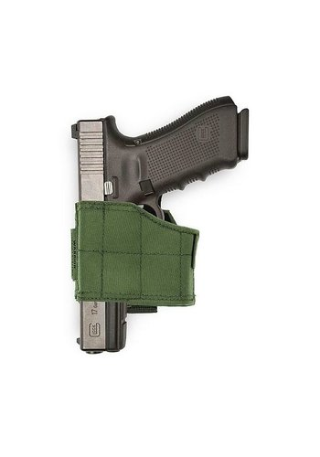 Warrior Assault Systems Universal Pistol Holster LEFT - OD