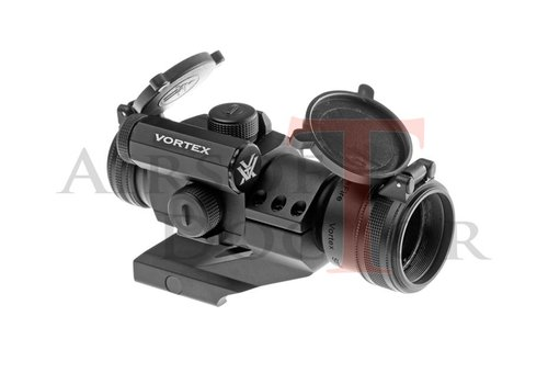 Vortex Optics Strike Fire II Red Dot Sight RG Co-Witness