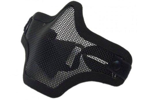 WEEU Nuprol Mesh Lower Face Shield V1 - Black