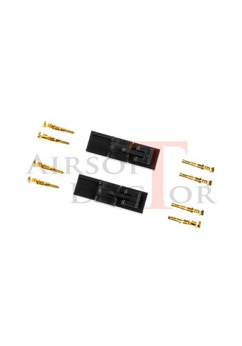 Prometheus Gold Pin Connector Set Large Connector