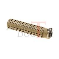 KAC QD 168mm Silencer CCW - Tan