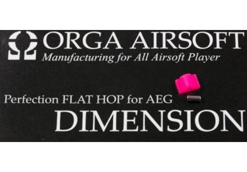 Orga Flat hop for AEG - Dimension
