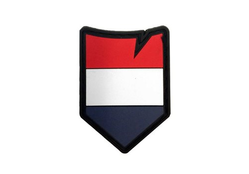 Pitchfork Rubber Patch - Netherlands