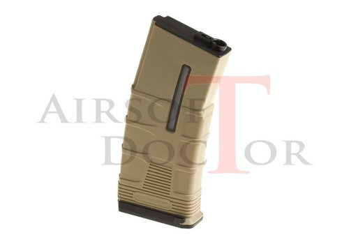 ICS Magazine M4 Midcap Tactical 180rds - Tan