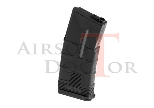 ICS Magazine M4 Midcap Tactical 180rds - Black