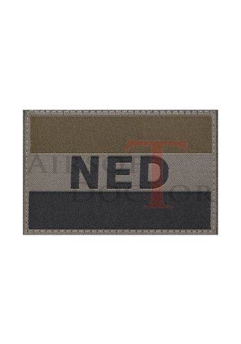 Claw Gear Netherlands Flag Patch - OD