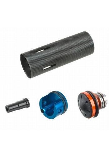 """Lonex Enhanced """"silent"""" cilinder set voor MP5 type replica's"""