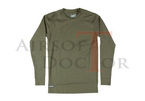 Under Armour UA ColdGear Infrared Tactical Fitted Crew - OD