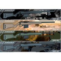 (Amoeba) STRIKER S1 Sniper Rifle - Grey