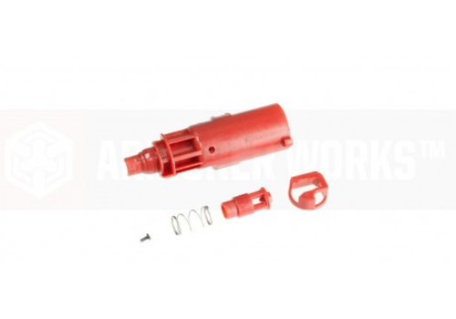 Armorer Works Custom Nozzle Red for Hi-Capa 5.1 AW