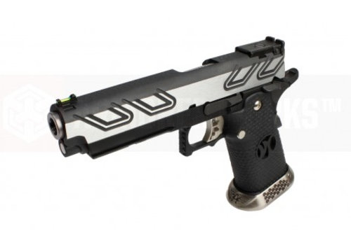 Armorer Works Custom HX2301 IPSC full silver