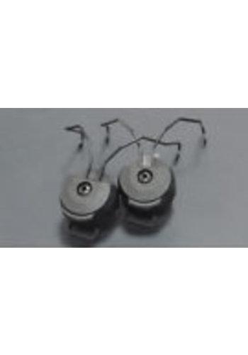 FMA Rail Adapter for SRD Headsets - BLACK