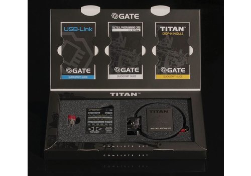 Gate Electronics Titan Complete Set Rear Wired