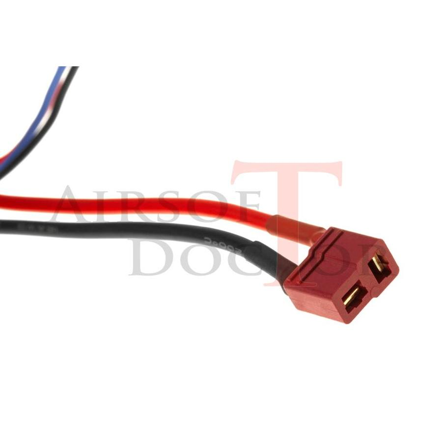 7.4V 1100mAh 20C Stock Tube Type  - T-Plug-5