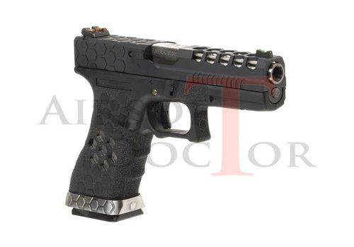 Armorer Works Custom VX0101 Hex-Cut Metal Version GBB