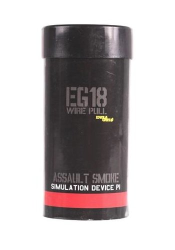 Enola Gaye EG18 High Output Smoke - Red