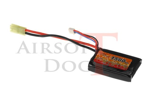 VB Power Lipo 7.4V 1500mAh 20C - PEQ Type