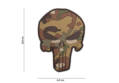 Patch Punisher Multi - PVC