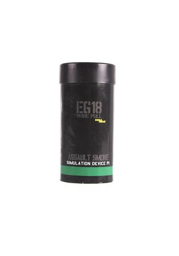 Enola Gaye EG18 High Output Smoke - Green