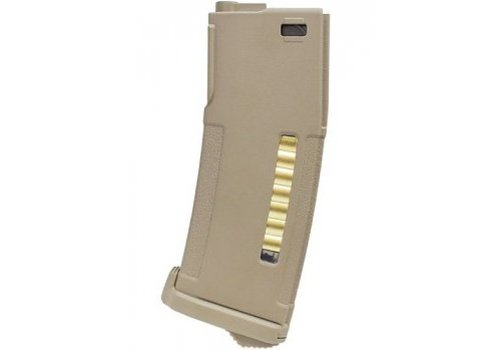 Magpul PTS EPM Enhanced Polymer Magazine for AEG M4 - FDE
