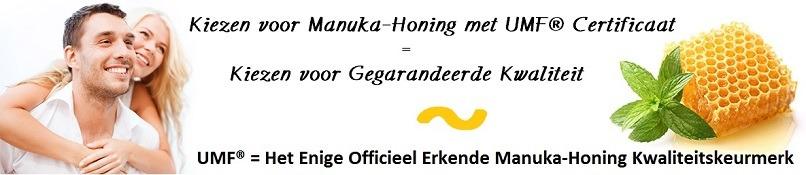 Manuka-Honing Keuze