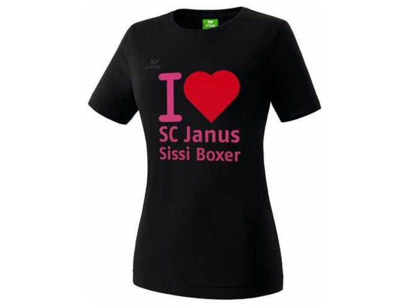 Erima T Shirt Frauen Sissi Boxer