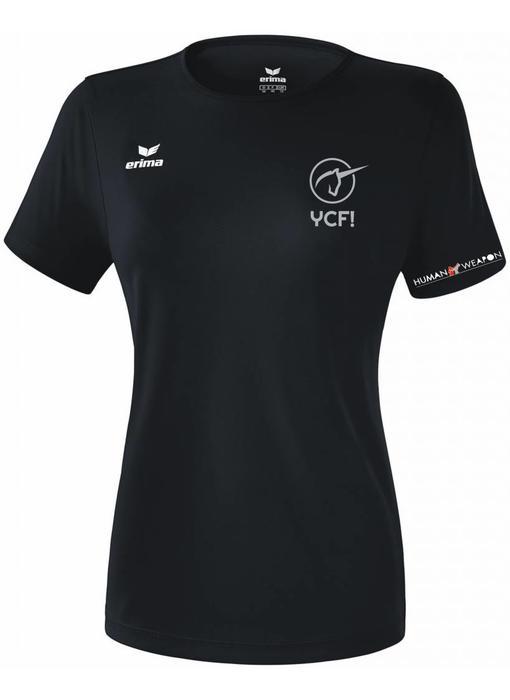 Erima Funktions T Shirt Damen