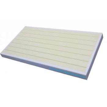 Kinderpflegebettmatratze mit besonderer Luftzirkulation