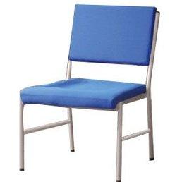 Stuhl Conti3 bis 300kg, Sitz 61x52cm, ohne Armlehnen
