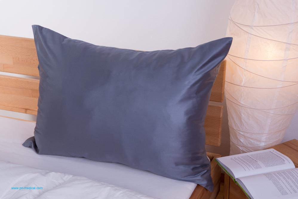 Bettwäsche aus hochwertigem Mako Satin in Übergrößen und nach Maß www.pri-medical.com Adipositasbedarf