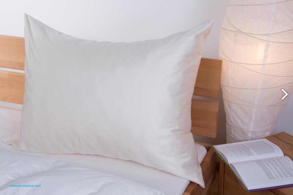 Bettdeckenbezug und Kopfkissenbezug für übergewichtige Menschen und sehr große Menschen www.pri-medical.com