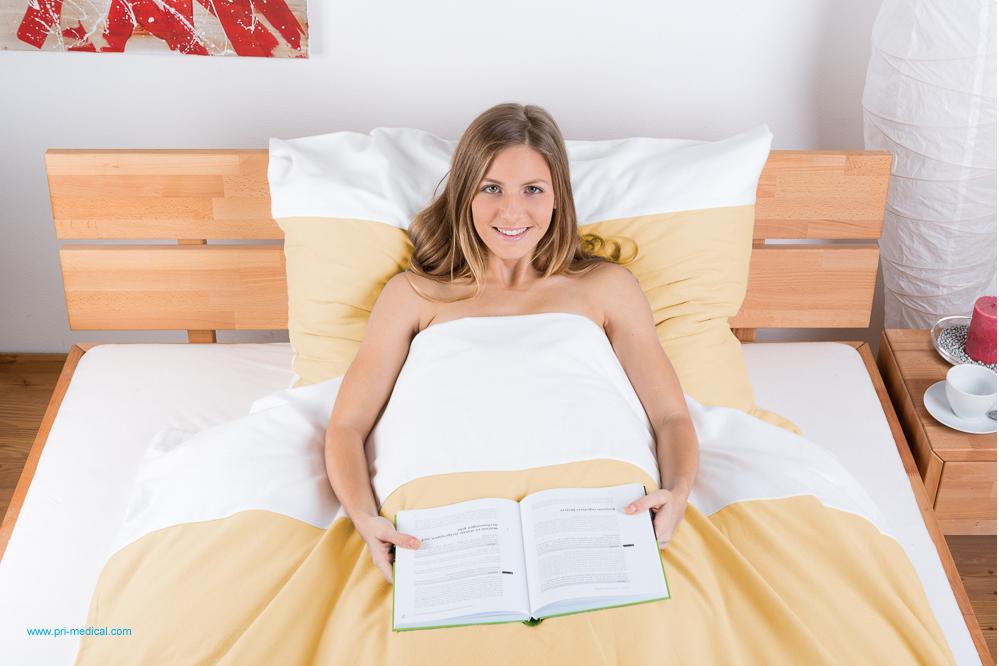 Maßfertigung Feinflanell Bettwäsche für Adipositas Betroffene