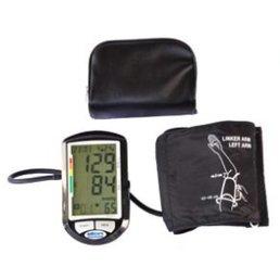 """Blutdruckmessgerät """"Blackstar"""" mit XL Manschette für Armumfang von 42-48cm"""