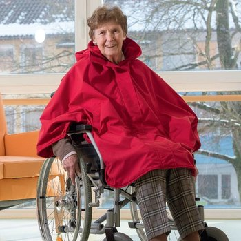 Cape für Sitzschale und Rollstuhl