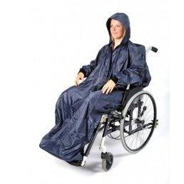 Regenponcho Rollstuhl