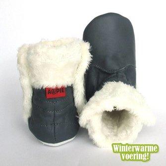 Aapies Winterboot Eskimo Stone