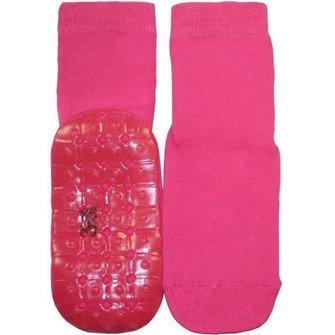 Antislip sokken Pink