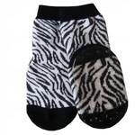 Antislip sokken Zebra