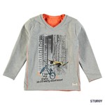 Sturdy T-Shirt omkeerbaar Full Speed Wheels