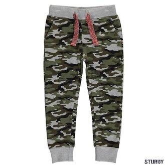 Sturdy Broek AOP Camouflage