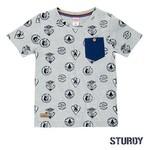 Sturdy T-Shirt AOP Wood