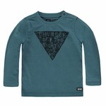 Tumble 'n Dry Shirt Charley Blauw