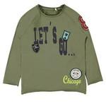 Name IT Shirt Dipow Groen