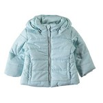 Name IT Winterjas Mint Pastel Blauw
