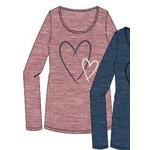 Mamalicious Shirt Heartie Roze