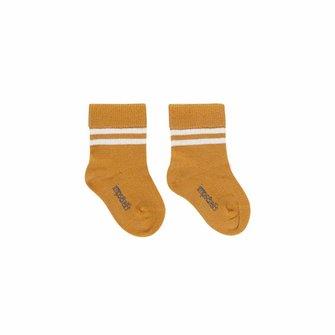 Imps&Elfs Sokken Mosterd