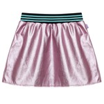 Little Miss Juliette Rok Metallic Roze