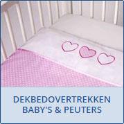 Dekbedovertrekken Baby's & Peuters