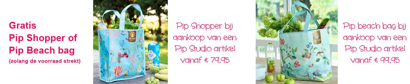 Pip Shopper of Pip Beach bag