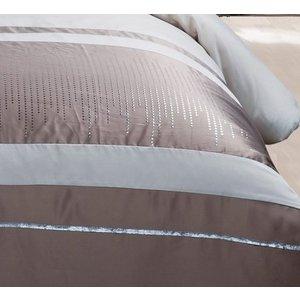 Pure Dekbedovertrek luxe Bling 140x220 cm / eenpersoons